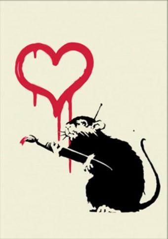 Banksy_Love_Rat_Unsgned_NWA copy